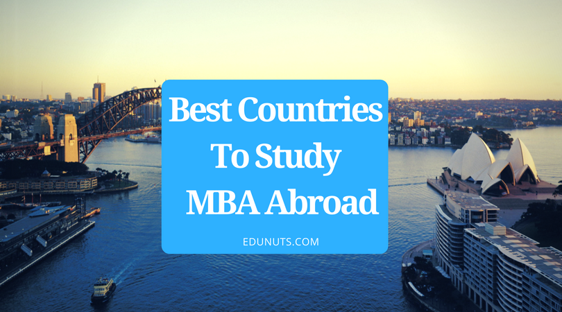 Best Countries To Study MBA Abroad
