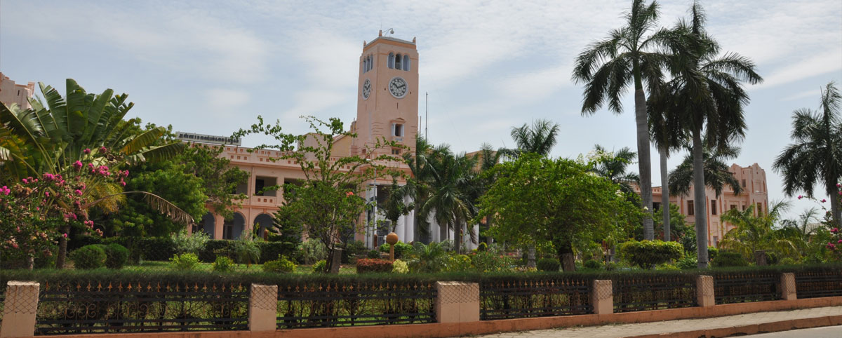Annamalai University, Tamilnadu is One of the best Distance Education Universities In India