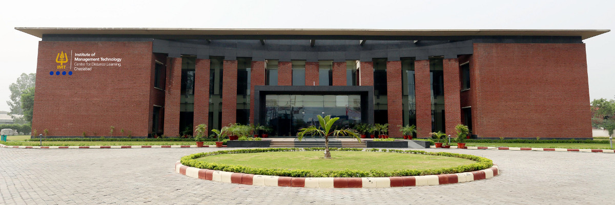 IMT Distance Education and Open Learning Institute, Ghaziabad