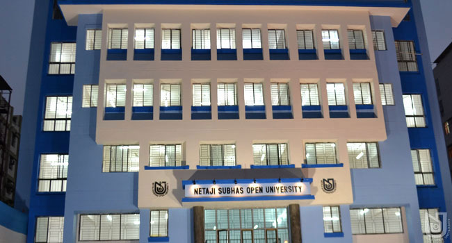 Netaji Subhas Open University, Kolkata (Distance Education Institute)