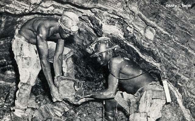 Mine Worker, Most Stressful Job In The World