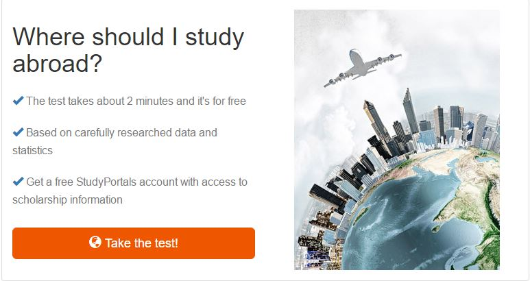 How to Decide Where to Study Abroad Test?