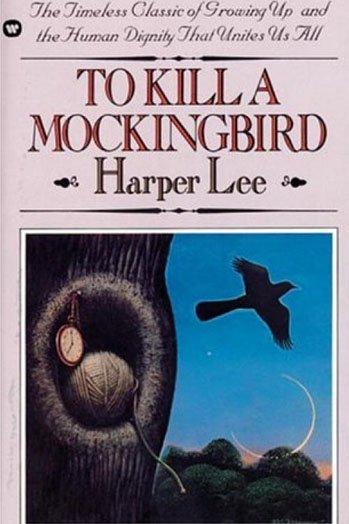 To Kill A Mockingbird Novel by Harper Lee To Improve Vocabulary