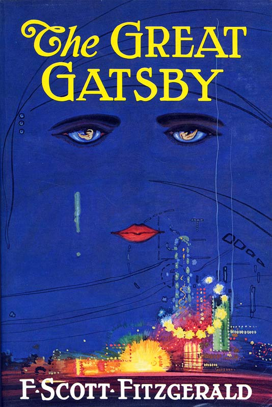The Great Gatsby Novel by F. Scott Fitzgerald To Improve Vocabulary