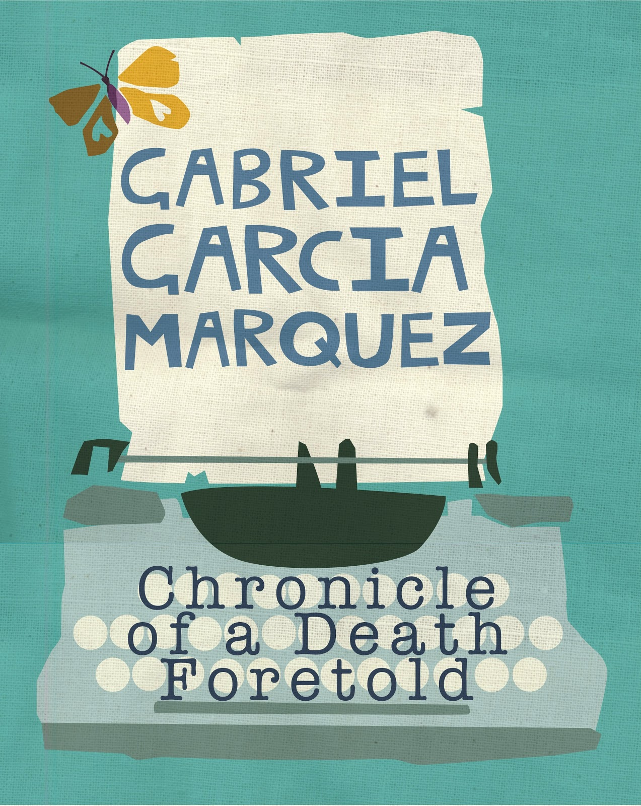 essays on chronicle of a death foretold Chronicle of a death foretold (spanish: crónica de una muerte anunciada) is a novella by gabriel garcía márquez, published in 1981it tells, in the form of a pseudo-journalistic reconstruction, the story of the murder of santiago nasar by the two vicario brothers.