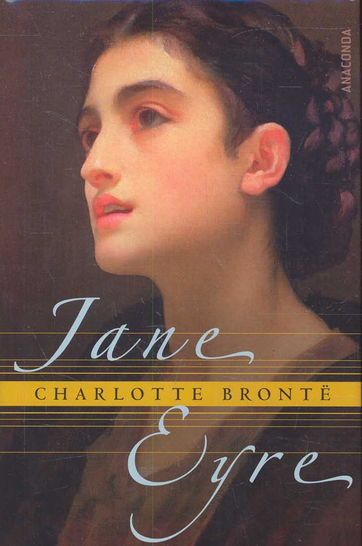 Jane Eyre Novel by Charlotte Bronte To Improve Vocabulary