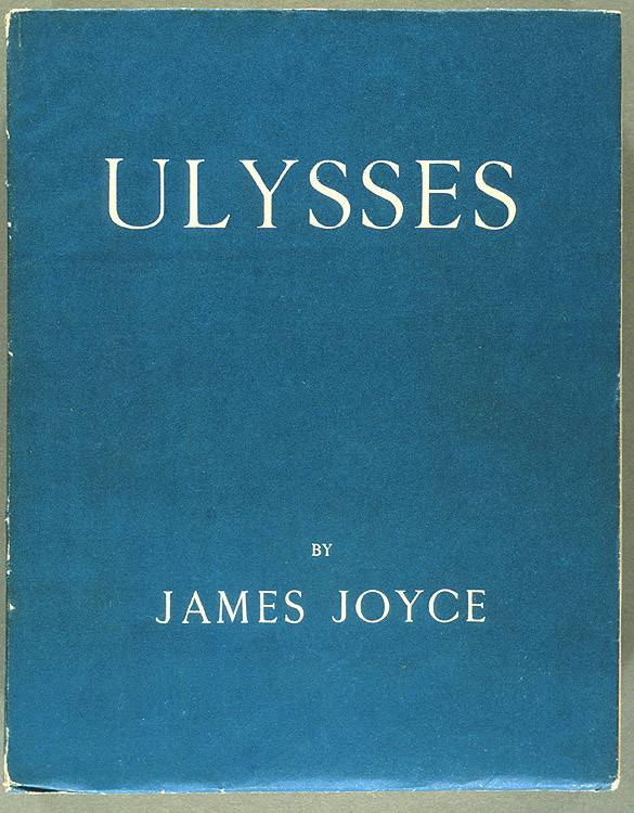 Ulysses Novel by James Joyce To Improve Vocabulary