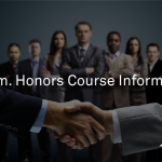 B.Com. Honors Course Information