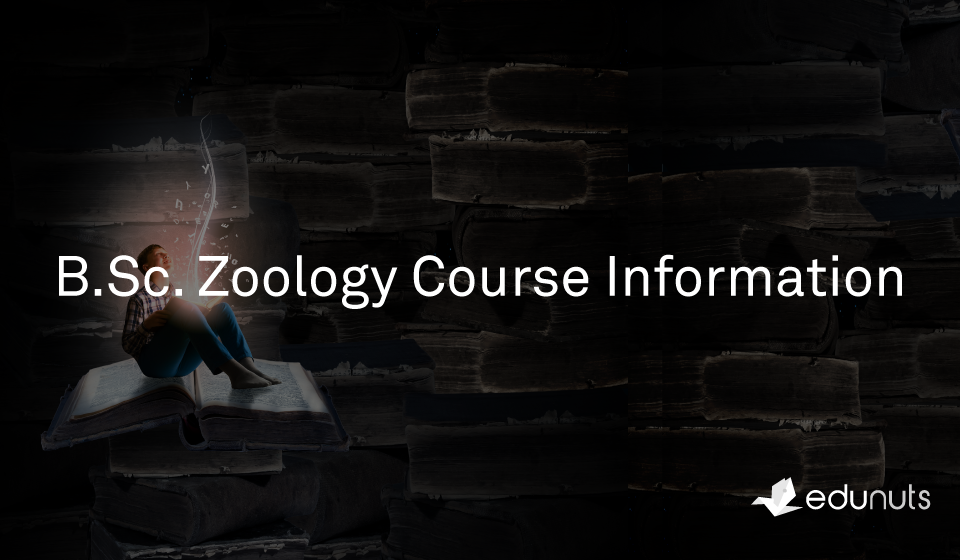 B.Sc. Zoology Course Information