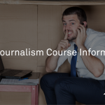 B.A. Journalism Course Information