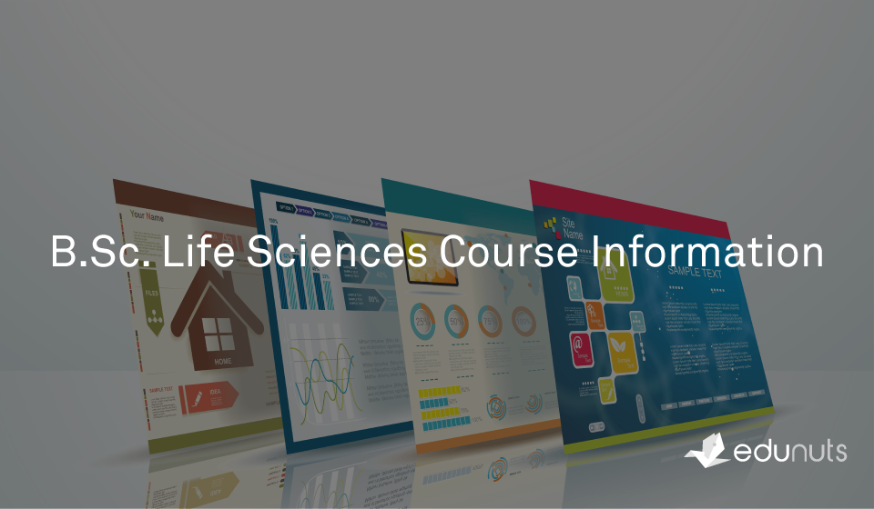 B.SC. Life Sciences Course Information