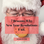 Reasons Why New Resolutions Fail