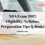 UPSC NDA Exam 2017: Eligibility, Syllabus, Preparation Tips & Books