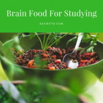7 Simple and Light Brain Foods for Studying Well
