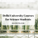 Delhi University Courses for Science Students