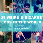 25 Weird & Bizarre Jobs That Pay Really Good Really Well