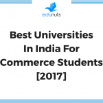 Best Universities In India For Commerce Students [2017] (1)