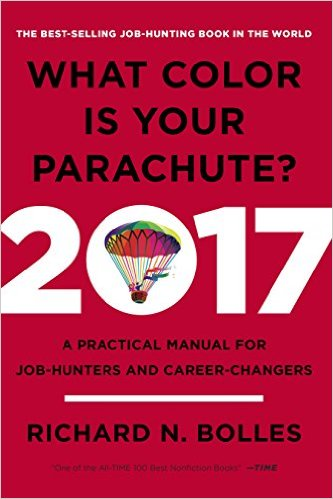 What Color Is Your Parachute?: One of the best self-improvement books.