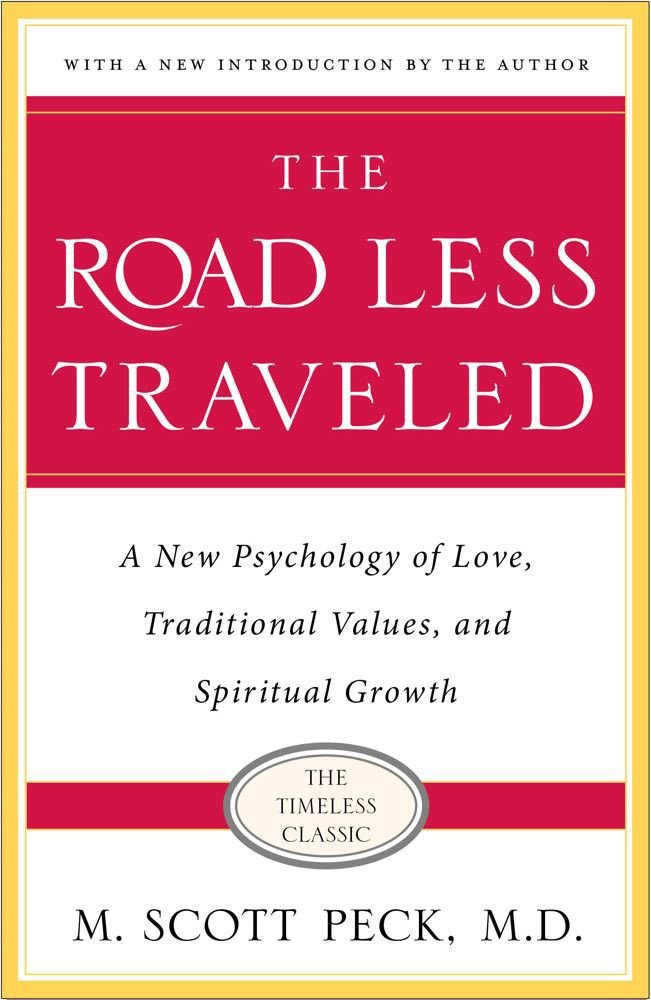 The Road Less Travelled: One of the best self-improvement book of all the times