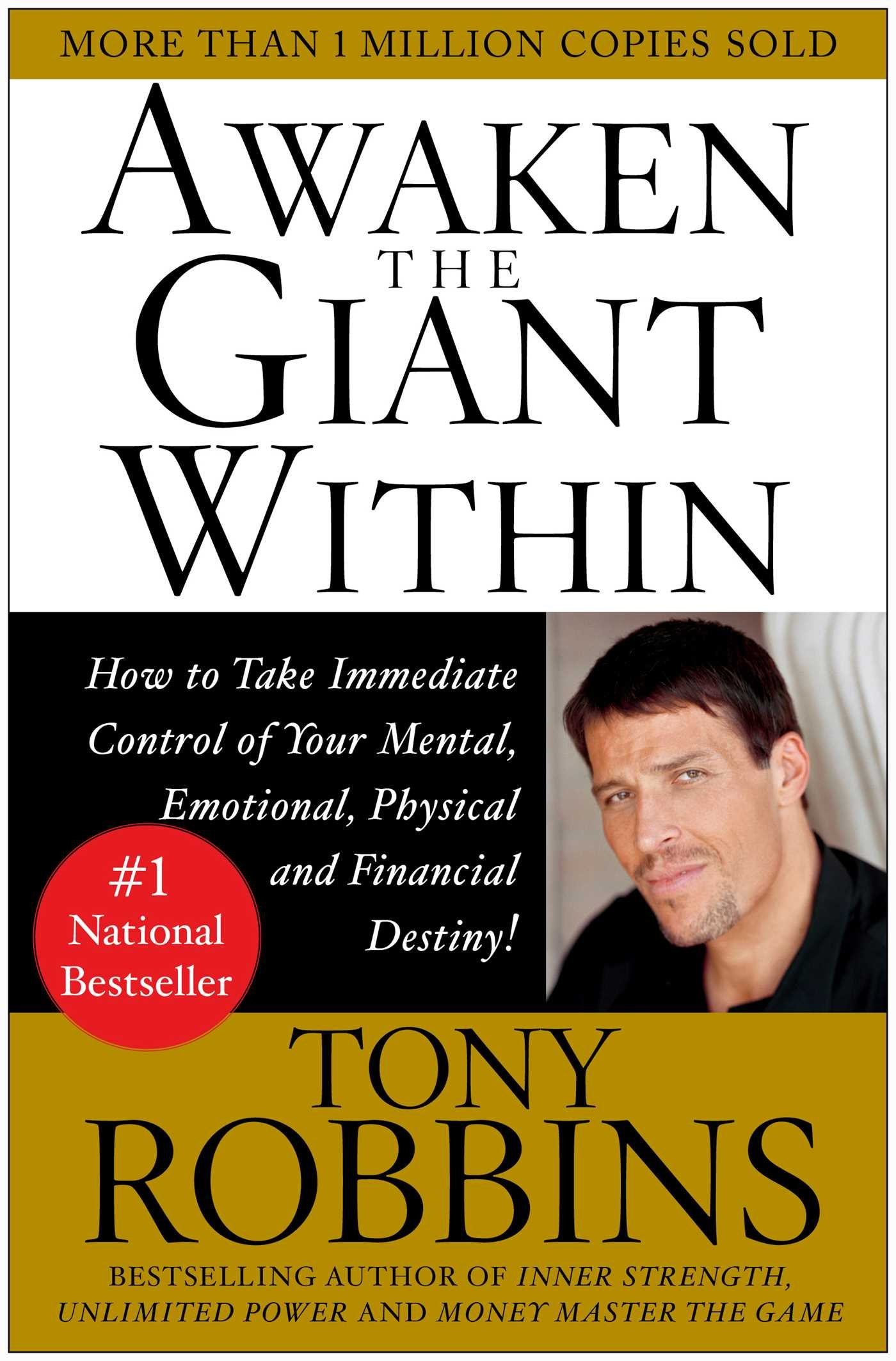 Awaken The Giant Within: Among the top Self-improvement books.