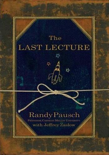 The Last Lecture: one of the best self-improvement books