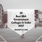 39 Best BBA Government Colleges In India 2017 [Updated]