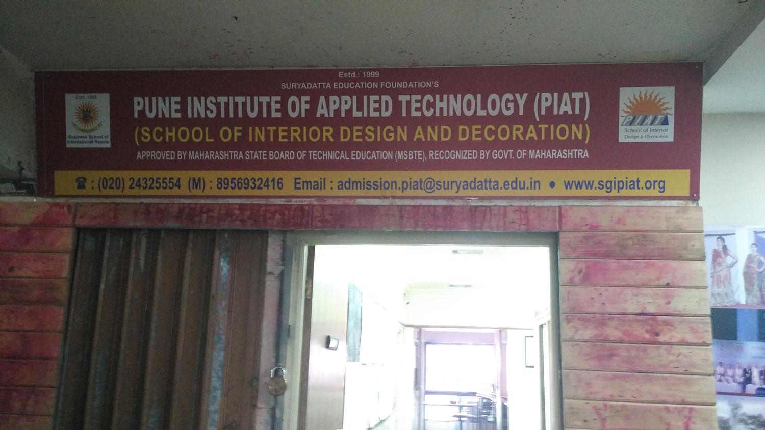 Pune Institute Of Applied Technology Tilak Road